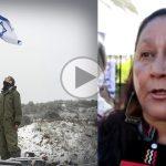 (VIDEO) Grave: Mapuches denuncian presencia de soldados israelíes en la Patagonia