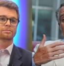 """Nicolás Massot y Clarín piden """"reconciliación"""" con genocidas. Su tío, Vicente Massot, involucrado en casos de Lesa Humanidad y amigo de Massera"""