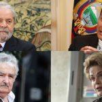 Siete ex presidentes latinoamericanos en contra de la persecución a opositores