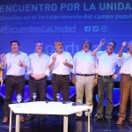 El kirchnerismo y otras vertientes del peronismo en unidad para 2019: «El pueblo argentino ya no le cree más a Cambiemos. Dependerá de nosotros construir un nuevo sueño emancipatorio»