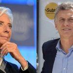 """La directora del FMI, Christine Lagarde, llega a la Argentina a exigir más ajuste en salarios y """"gasto público"""""""