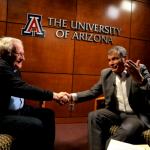 (VIDEO) Chomsky a Correa: «Los tiempos cuando EEUU podía derrocar gobiernos cuando quisiera ya pasaron»