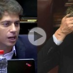"""(VIDEO) Kicillof acorraló a Marcos Peña: """"Gobiernan desde un country. Caputo es lo de Gilligan multiplicado por diez"""""""