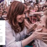 Cristina presentó un proyecto de ley proponiendo un bono compensatorio para jubilados por la inflación