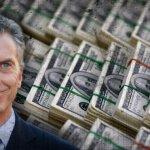 Macri ya endeudó a la Argentina en U$S 142.948 millones desde que ocupa el Poder Ejecutivo. Se fugaron U$S88 mil millones en igual período