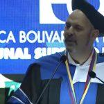 Daniel Estulin: «Podemos dividir el mundo en 6 Proyectos Globales». Conferencia Magistral en TSJ de Venezuela
