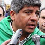 """Pablo Moyano contra el veto y las paritarias ridículas: """"El lunes vamos a pedir un paro nacional. Se harán asambleas en rutas y medidas sorpresivas"""""""