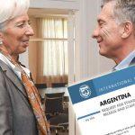 Alerta: Macri firmó con el FMI rematar el Fondo de Garantía de la ANSES y un techo a los salarios estatales del 8%