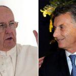 Francisco se reunió con líderes sindicales y comparó al gobierno de Macri con la Dictadura