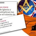 """La Masonería y Clarín promueven la """"separación de la Iglesia del Estado"""". Los lazos con Gran Bretaña y la Coalición Argentina por un Estado Laico (CAEL)"""