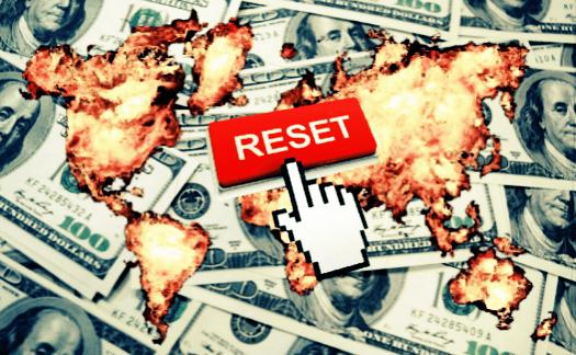 Resultado de imagen para reseteo economico mundial 2018
