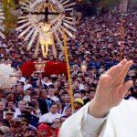 850.000 personas en la Fiesta del Milagro en Salta y el absurdo progresismo anti-Francisco