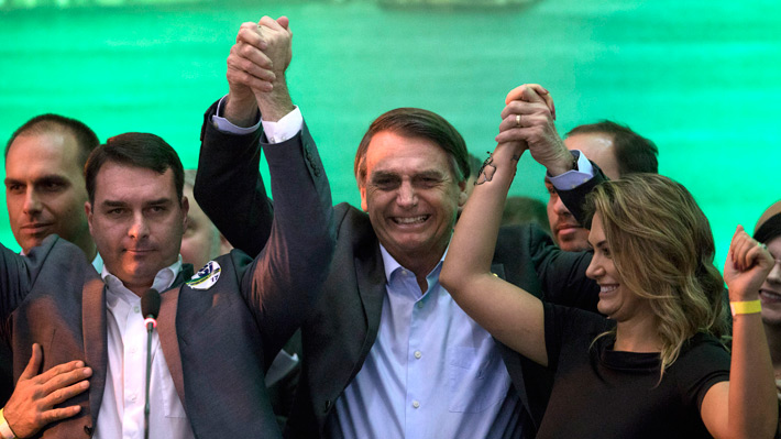 Resultado de imagen para bolsonaro argentina