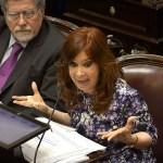"""Cristina Kirchner: """"Más que hablar de Perón hagan las cosas que hacía Perón"""". Análisis por Gabriel Fernández"""