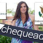 Es #Falso que «Chequeado.com» sea un portal independiente: lo financian la Embajada de EEUU y la Embajada Británica