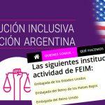 Una ONG apoyada por la Embajada de EEUU propone reescribir la Constitución en «lenguaje inclusivo»