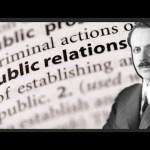 Edward Bernays y el control de la opinión pública