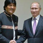 Bolivia en la nueva geopolítica mundial. Por Sergio Martín-Carrillo