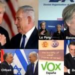 """La trampa de los """"nuevos nacionalismos"""" atados a Israel. Por Youssef Hindi"""