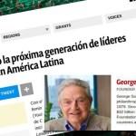 George Soros se propone fomentar «la próxima generación de líderes feministas en América Latina»