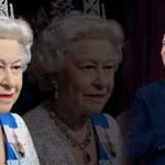 (FOTOS) Funcionarios del Gobierno festejaron el cumpleaños 93 de la Reina de Inglaterra, Isabel II