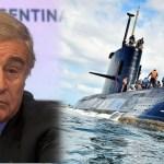 Indignante: para Aguad, el ARA San Juan se hundió por falta de entrenamiento de los submarinistas