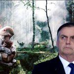 Los intereses detrás de los incendios en el Amazonas. La responsabilidad de Bolsonaro y los poderes globales