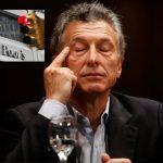 La Argentina de Macri entró oficialmente en Default de deuda. Así lo calificó Standard & Poor's, sin eufemismos