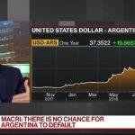 Macri termina su mandato con un default selectivo y oneroso Megacanje en puerta
