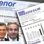 Extorsión: Edenor (Mindlin/Lewis) y Edesur (Caputo) anticipan peor servicio para el verano por congelamiento de tarifas