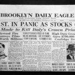 De la crisis del '29 a la actualidad: el sistema capitalista no es ni puede ser eterno. Por R. V. López