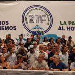 Multisectorial 21F propone que los políticos en funciones donen el 20% de su salario para paliar el hambre en el pueblo