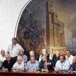 Alberto Fernández a la CGT: «El Movimiento Obrero es parte del Gobierno que asumirá el 10 de diciembre»