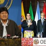 Morales obligado a convocar a elecciones por la OEA. La necesidad de construir una organización sudamericana no alineada a EEUU