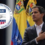 EEUU admitió que financió con 467 millones de dólares a Guaidó y la oposición venezolana