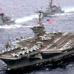 Cámara de Diputados aprobó el ingreso a aguas argentinas de un portaaviones de EEUU con 5000 marines