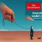 """The Economist (Rothschild) sobre Covid-19: """"Todo está bajo control: la privacidad está a punto de descartarse"""""""