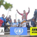 La ONG británica Amnesty, la OEA y la propia ONU detrás de la liberación de presos en distintos países