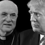 Trump y el arzobispo Viganò denuncian al Deep State y la Masonería de intentar derrocar al gobierno de EEUU