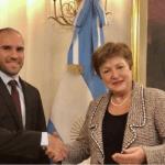 Argentina pide asistencia financiera bajo un programa del FMI