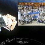 La Ciencia Argentina colocó con éxito el satélite Saocom 1B en el espacio. El orgullo de científicos de CONAE, INVAP, universidades y sector privado nacional