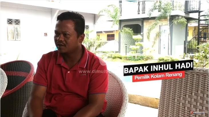 Bapak Inhul Hadi Riau