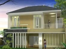 membangun rumah 2 lantai