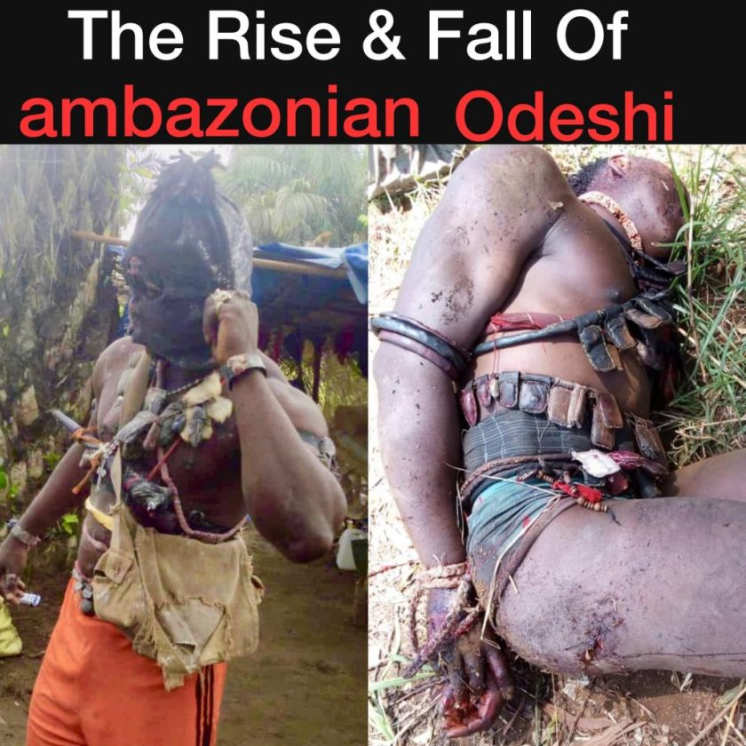 First, the fools pose for the camera, with all their Odeshi - And then before you know it.. they are DEAD!