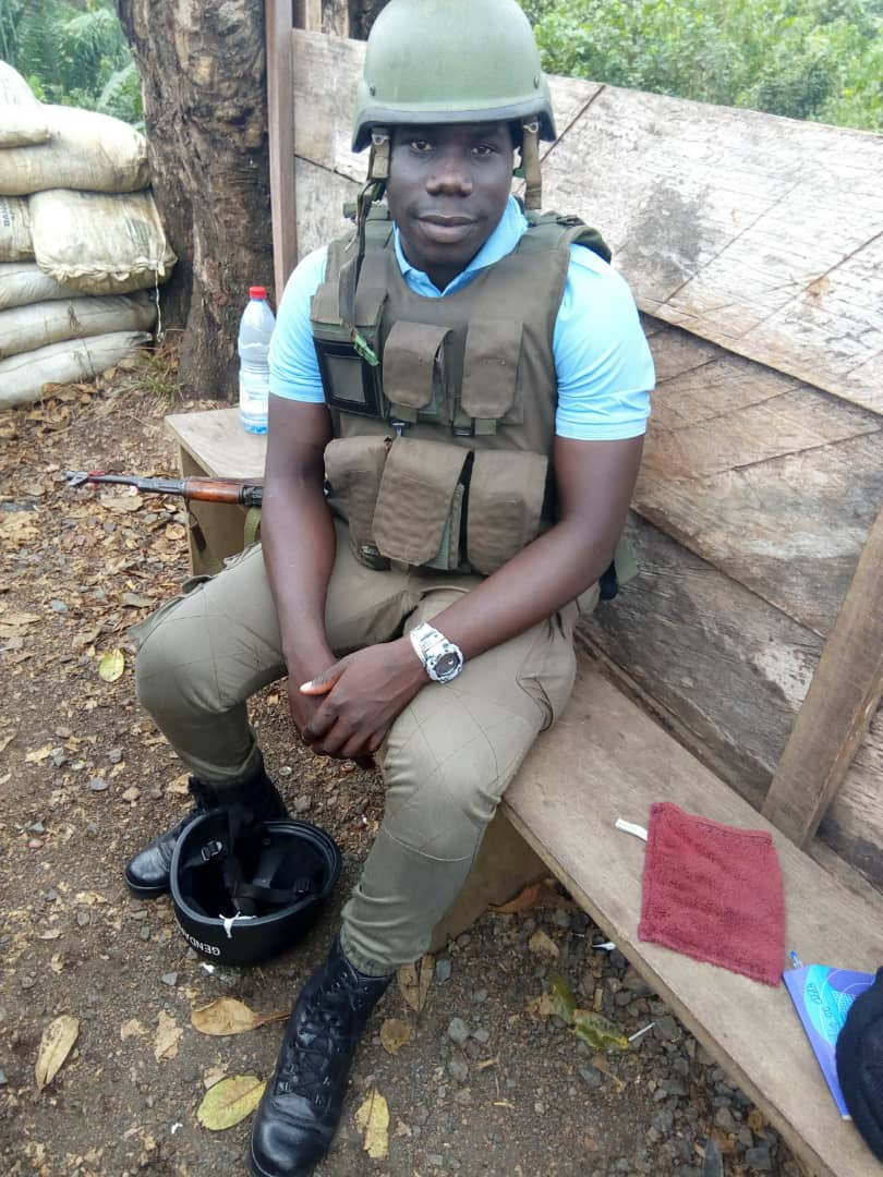 ADAM ASSANA – The Latest Amba Terrorist Beheading – MUYUKA – 24 Apr 2019