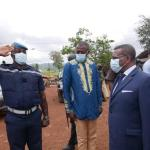 PM Dion Ngute returns to Yaoundé after an epic successful 4 day visit to #Bamenda