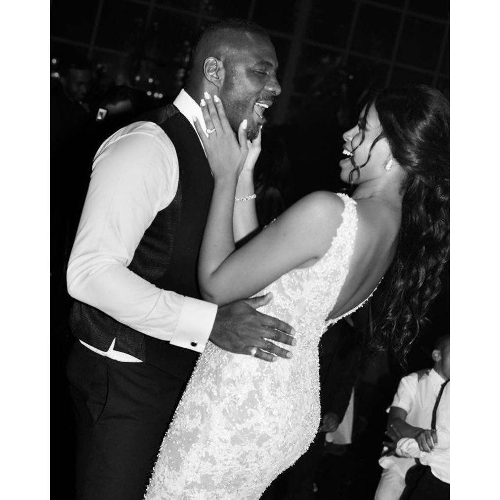 , Idris Elba Marries Sabrina Dhowre In Stunning Moroccan Wedding