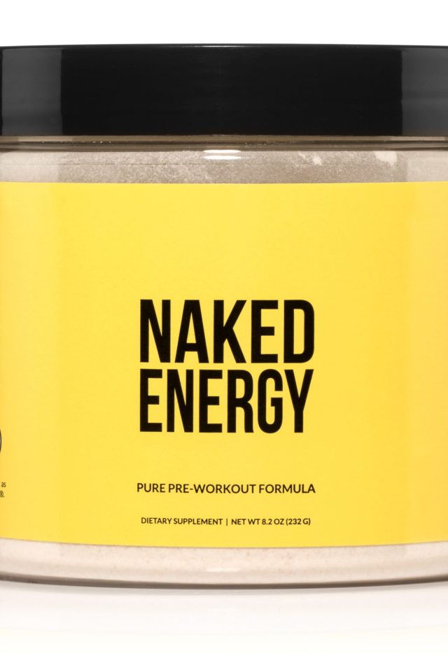 NAKED ENERGY PRE WORKOUT SUPPLEMENT NAKED ENERGY PRE WORKOUT SUPPLEMENT