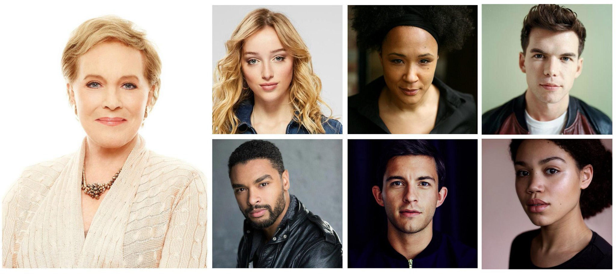 ", Netflix & Shondaland Set Cast  for Upcoming ""Bridgerton"" Series"