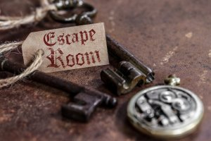 , Winning Strategies for Breaking out of Escape Room Games